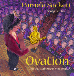 Ovation by Pamela Sackett CD cover