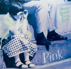 Pink CD cover art