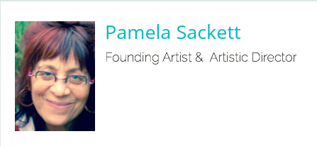 Pamela Sackett, Founding Artist